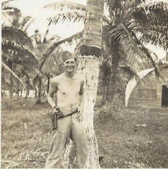 Roy DeMoss, Guam