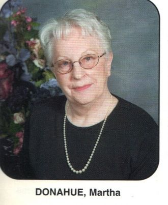 Martha Donahue