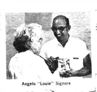 "Angelo ""Louie"" Signore"