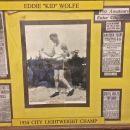 "Eddie Wolfe  a.k.a  Eddie ""Kid"" Wolfe"