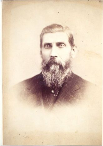 A photo of Henry Cocker