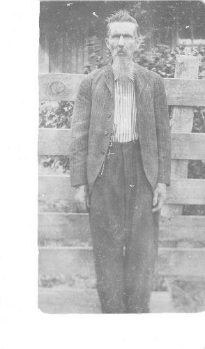 Henry Clay Massey Sr.