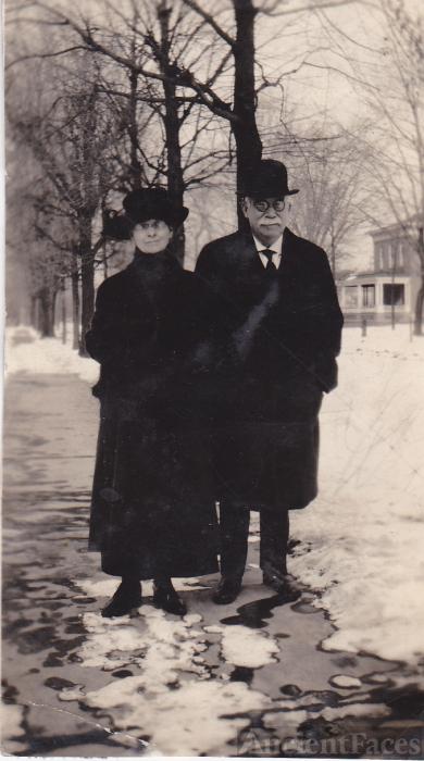 Margaret and Joseph Demory