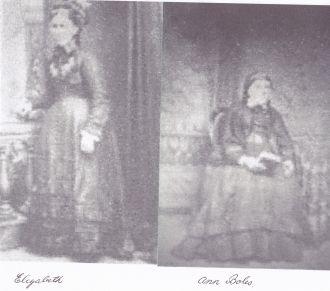 A photo of Elizabeth (Baulch) Beasley
