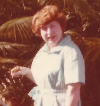 A photo of Helen Marie Parker