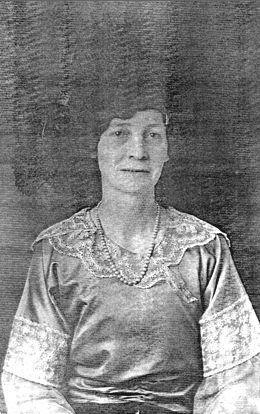 Martha Randall Evans