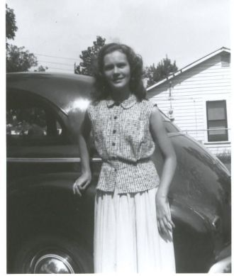 Janet Caroline Massey