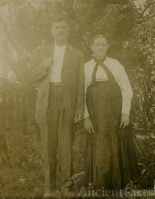 James T. & Eliza Jane(Barrett)Corten