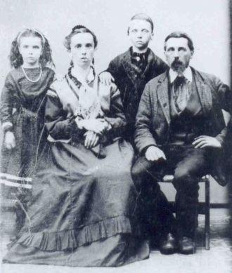 William N. Croft Family