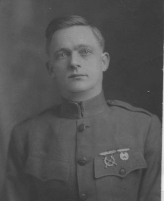 Grandfather Wesley Dimmitt