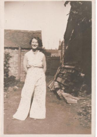 Gladys Olga (Stevenson) Payne
