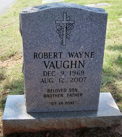 Robert Wayne Vaughn