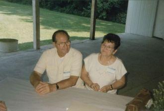Burnell Benkie & Lois Simcox, New York