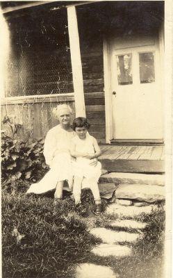 Ann Garabrandt and Lorraine Lucas