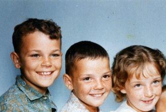 The Lathrop Children