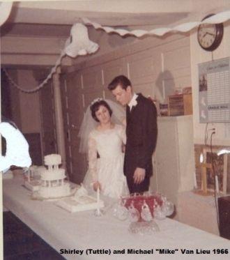 Tuttle-Van Lieu wedding