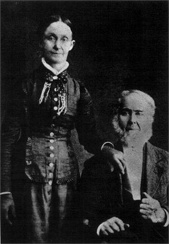 Seymour & Mary Starks, Nebraska
