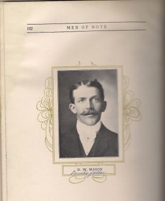 David W Mason