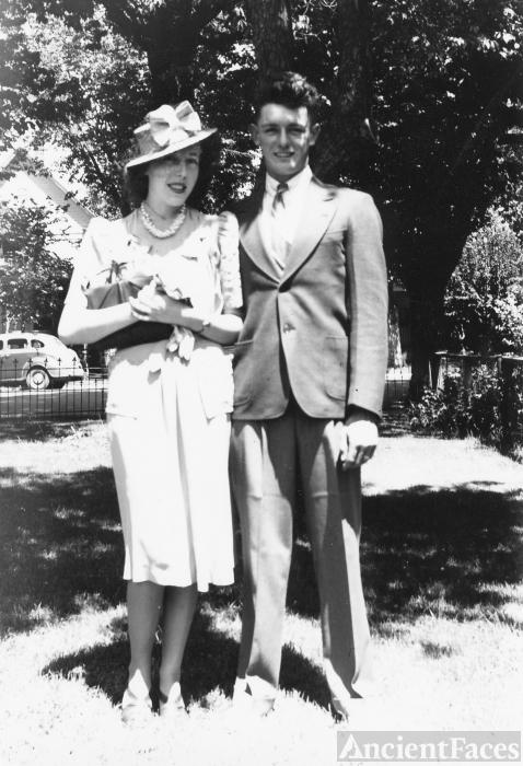 Edna and Richard Kelly