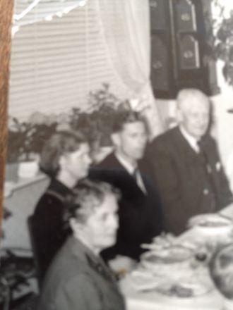 Bjarne Ourom family