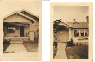 Our Old House / Our New House