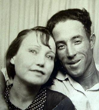 Mr & Mrs Lloyd Perkins