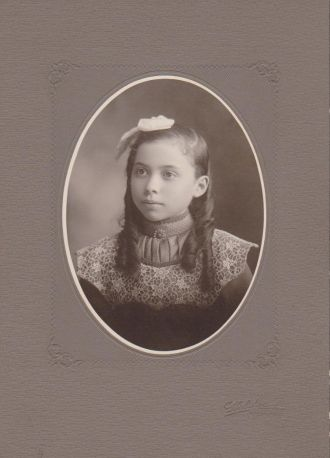 Holden Photograph of Natick, MA Girl