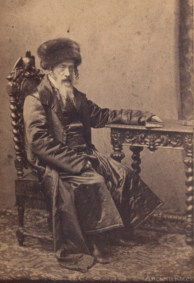 Rabbi Dow Ber Meisels