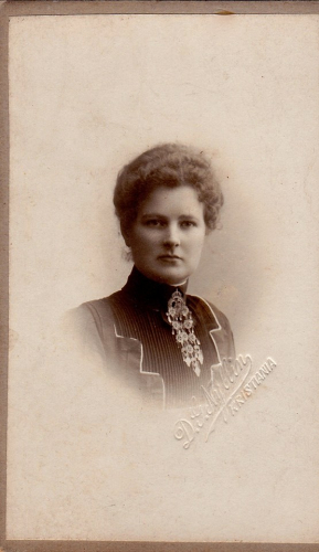 Woman from Oslo