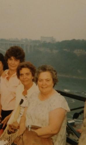Ruby, Pearl Stawnychka, and Margaret Rekush