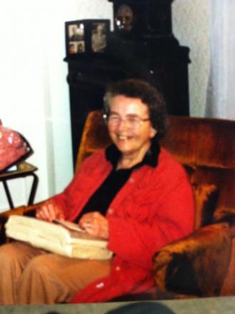 Doris Jean (Young) Harvey