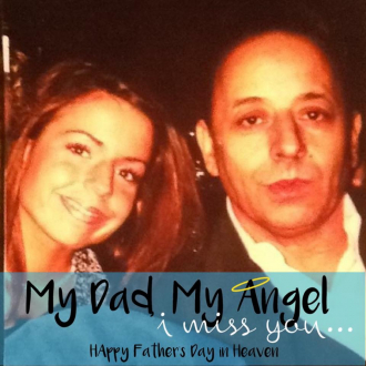 My Angel, My Dad, My Hero