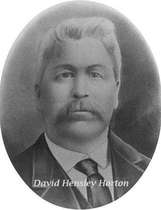 David Hensley Horton