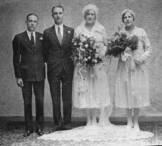 Rev. Paul & Marie Johansen-Bicket Wedding