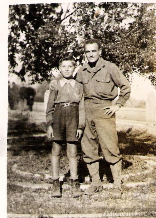 Dominic Pagano and Giuseppe Taormina
