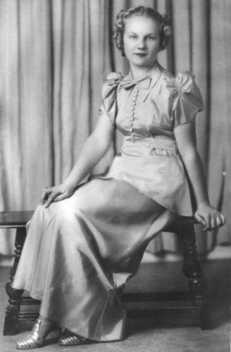 Mary Lovina Barnett Phillips
