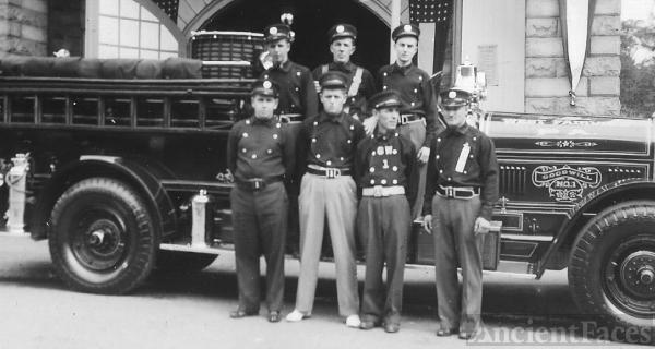 Charles Yarnall, Firemen PA