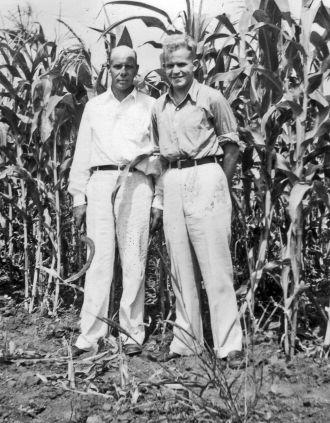 Claus Ahnberg & Gordan Feldt, Illinois