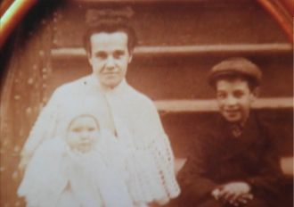 Gallagher family 1904