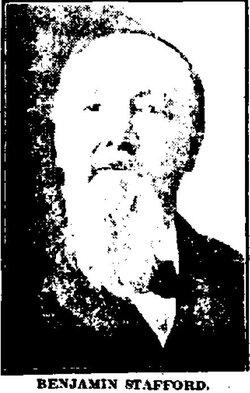 Benjamin Stafford