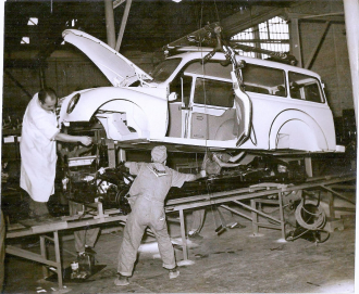 Vemag Auto Parts, Brazil