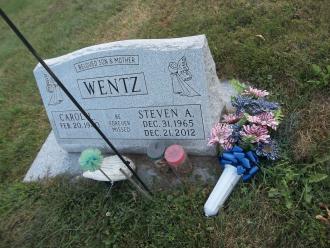 Steven Alan Wentz-GRAVESTONE