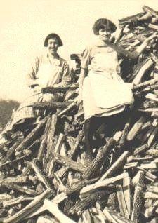 A photo of Mae Gorden