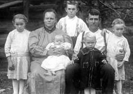 James Louis Bolin & Family