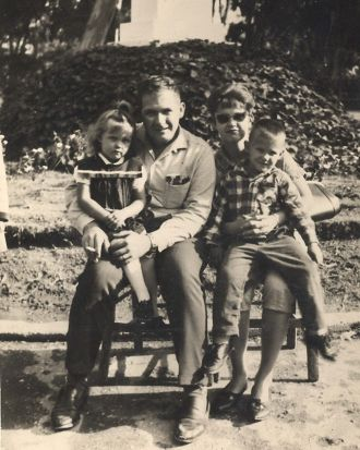 Bob Lamb Family