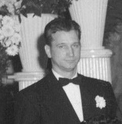 A photo of John Utmar