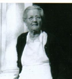 Nancy Jane Manning Scarbrough