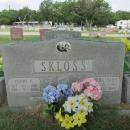 Henry and Albina Skloss Headstone