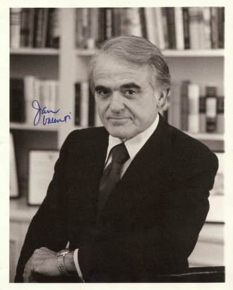 A photo of Jack Valenti