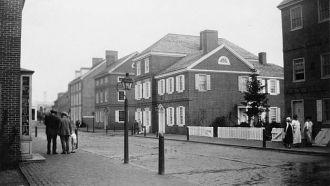 Philadelphia Sesquicentennial - High Street
